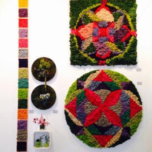 stand Monamour Natural design, Claudia Bonollo