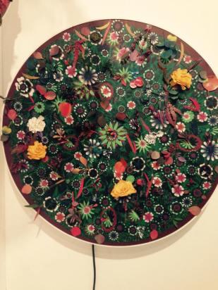 """""""hortus conclusus"""", light-box, Claudia Bonollo"""