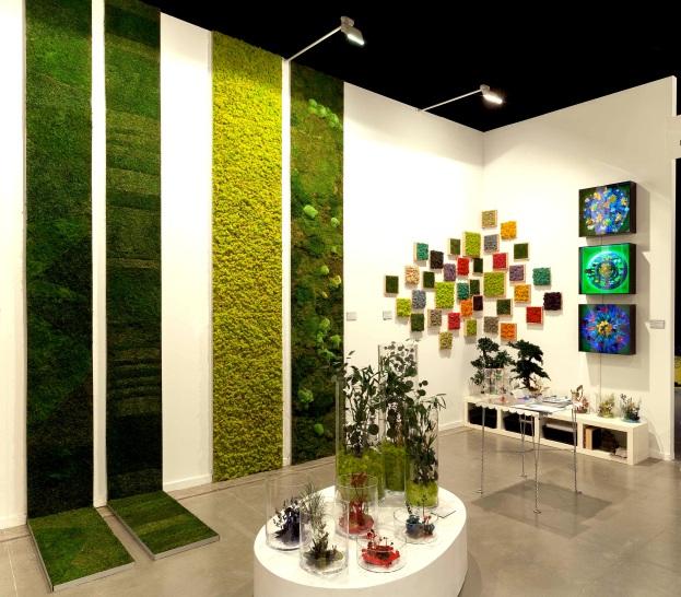 CREATIVE VERTICAL GARDENS Diseño: Claudia Bonollo