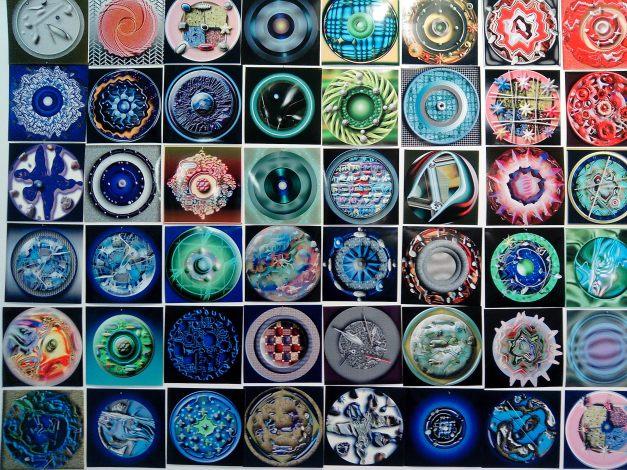 60 modi di rappresentare una cellula, Claudia Bonollo