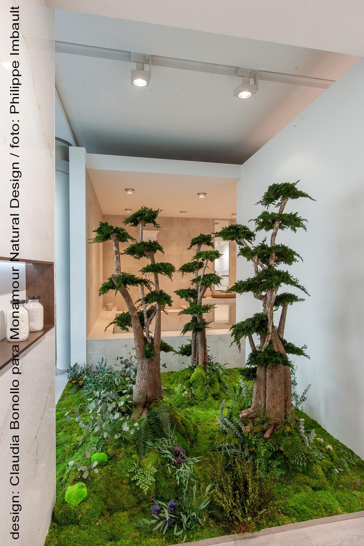 Porcelanosa claudia bonollo for Alma de jardin pacheco